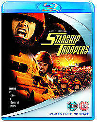 Starship Troopers [Blu-ray], New, DVD, FREE & Fast Delivery
