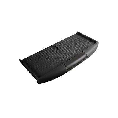 Under Desk Computer Keyboard Tray Mouse Tray Shelf Sliding Drawer Complete-