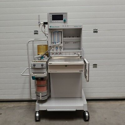 Datex Ohmeda Aestiva S/5 - 7900 MRI Compatible Anaesthetic Machine