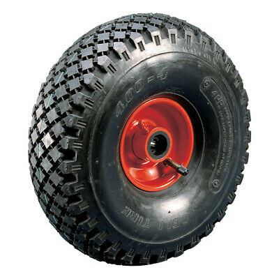 "Atlas Workholders Rubber Tyre Polyprop/' Ctr250Mm-1/""B Wheel"