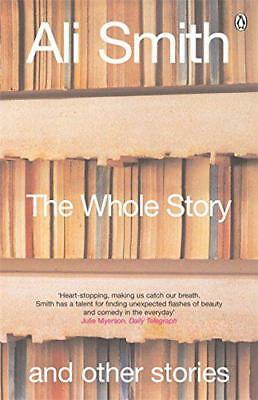 The Whole Story and Other Stories by Ali Smith | Paperback Book | 9780140296808