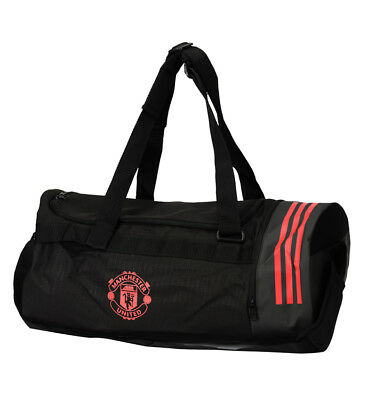 7d74c1862f ADIDAS MANCHESTER UNITED Duffle Medium Bag (CY5587) Gym Duffel Bags ...