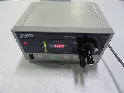 Storz Xenon 175 Light Source 201320 20 Surgical Endoscopy Arthroscopy