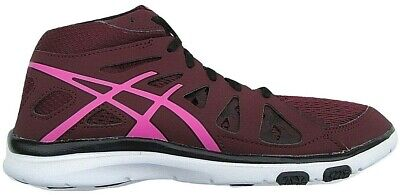 Womens Ladies Girls asics Gel Fit Tempo fitness gym trainers shoes Lace up Size
