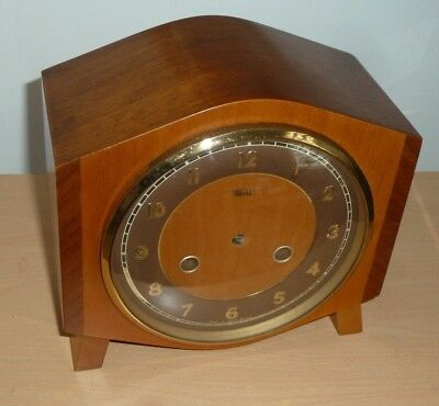 Smiths 1950's clock case in good condition - case only