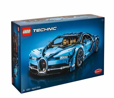 LEGO TECHNIC  Bugatti Chiron 42083 KULT must have 3599 Teile N8/18