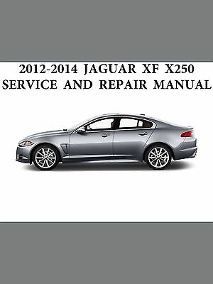jaguar xf 2012 2014 workshop manual 4 99 picclick uk rh picclick co uk jaguar xf workshop manual free doqnload jaguar xf workshop manual pdf