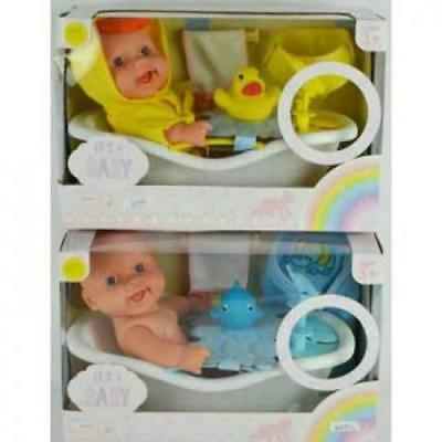 Doll Bath Set - It's A Baby Free Shipping!