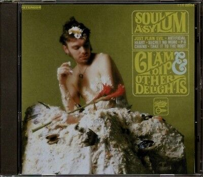 Soul Asylum - Clam Dip & Other Delights  RARE OOP ORIG 1989 twintone CD (New!)