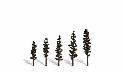 Woodland Scenics TR3560 Standing Timber Trees 2 1/2-4in (5)
