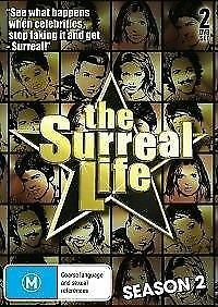 F8 BRAND NEW SEALED The Surreal Life : Series 2 (DVD, 2009, 2-Disc Set)