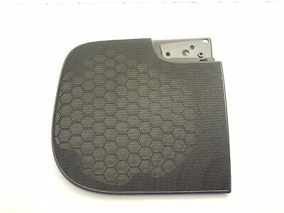 Audi A8 D3 Rear OS Right Speaker Cover Grill Black New Genuine 4E0035420