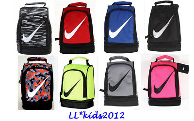 Nike two compartments insulated lunch box tote bag for school boys/girls   NWT