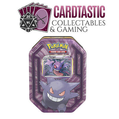 Pokemon Champions Tin Gengar