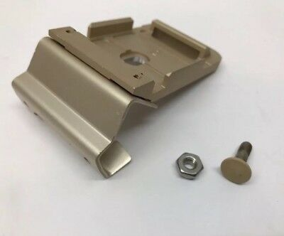 NOROTOS NVG Mounting Bracket, Helmet Mount Night Vision MICH ACH Screw & Nut NEW