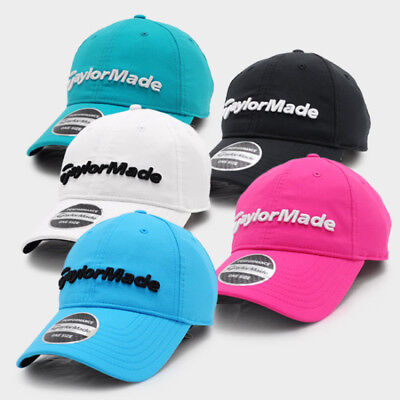 TaylorMade Womens Radar Performance Cap Golf Hat 5Colors Sports Auth Mens  Gift 6734a919bc60