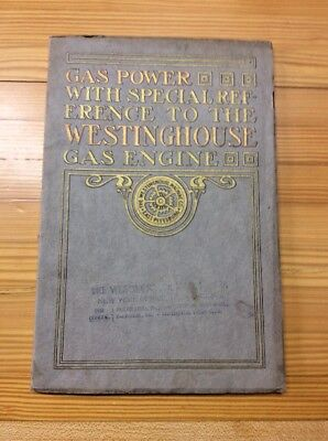 Gas Power Booklet  East Pittsburgh Pennsylvania INV-P1177