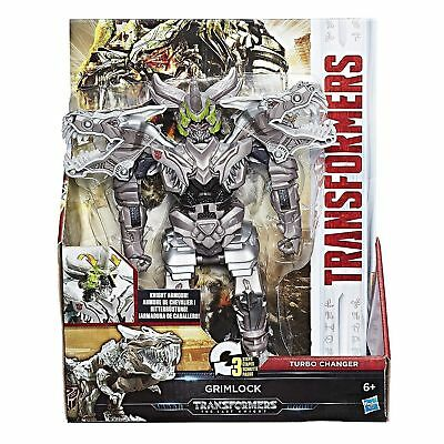 Hasbro Transformers The Last Knight Turbo Changer GRIMLOCK C1318 – NEW