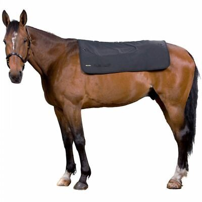 Back On Track Therapeutic Horse Back Pad Creates Soothing Thermal Heat - 3' x 3'