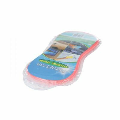 Horze Flat-Packed Horse Grooming and Washing Sponge - 5cm Thick (Opened)