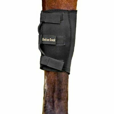 Back On Track Therapeutic Horse Knee Boots with Welltex Thermal Warmth