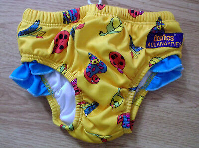 Floaties Aquanappies Baby Boys Swimtrunks,Age 12-18 months