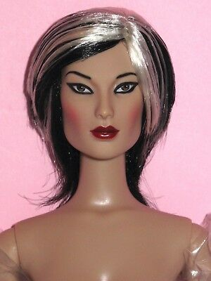 """Tonner - Re-Imagination NUDE Stacked Deck Spade 16"""" Chic Fashion Doll"""