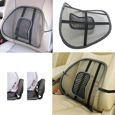 Breathable Healthcare Lumbar Cushion Back Support For Car Seat And Home Chair