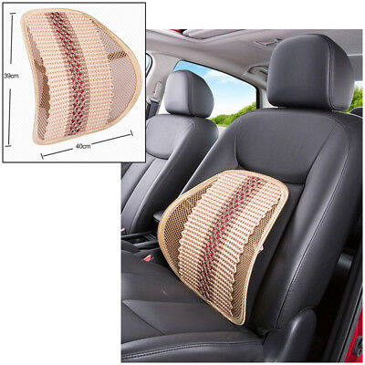 Breathable Healthcare Lumbar Cushion Back Support For Car Seat And Office Chair