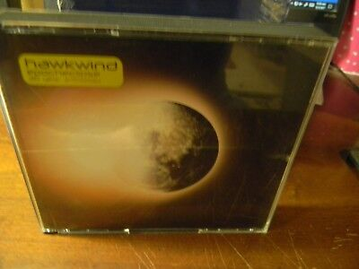 HAWKWIND - epocheclipse - 30 year anthology - 3XCDS  - CD