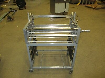 Belshaw Hi18 High Volume Donut Glazing Table Glazer Icing 24 Donuts At Once