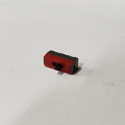 Shure Part Transmitter on/off Power switch for ULX2, ULXD2, QLXD2 , Genuine