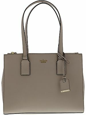 e4e129d867b9 Kate Spade Women s Small Cameron Street Jenson Leather Top-Handle Bag Tote