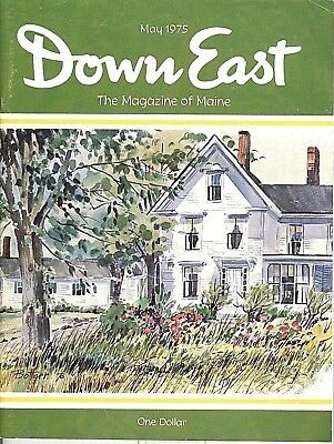Down East Magazine~May 1975