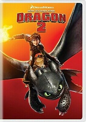How To Train Your Dragon 2 (REGION 1 DVD New)