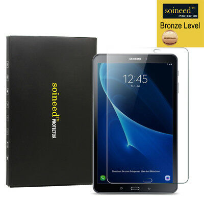 """SOINEED For Samsung Galaxy Tab A 10.1"""" 2016 T580 Tempered Glass Screen Protector"""
