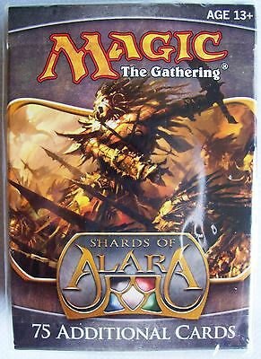 Magic The Gathering MTG SHARDS OF ALARA Tournament Pack NEW with Opened Booster