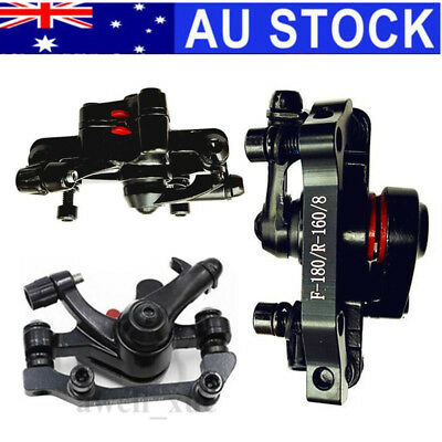 Bicycle Cycling Rear Disc MTB Road Mountain Bike Front Rear Disc Brake Caliper