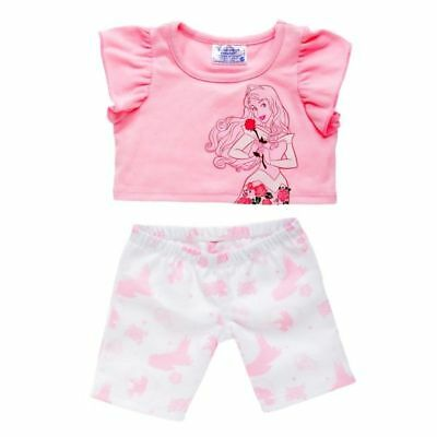 Build a Bear - Disney Princess PJs - Brand New & Genuine