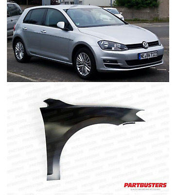 Vw Golf 2013-2017 Mk7 Front Wing Driver Side Right O/s New High Quality