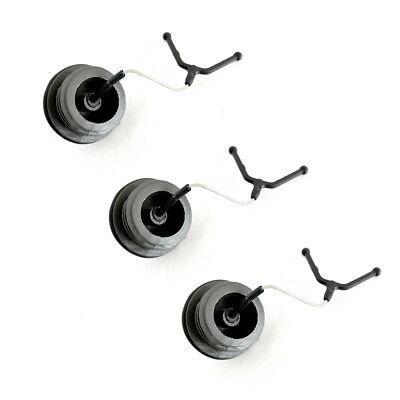 Fuel Cap 3pcs For Husqvarna 136 137 141 142 254 257 262 33 36 38 41 50 51 55