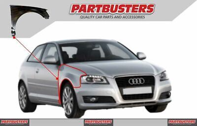 Audi A3 2008 - 2012 Front Wing Driver Side Right O/S New Insurance Approved