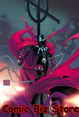 Spawn #286 (2018) 1St Printing Wilson Variant Cover D Image Comics