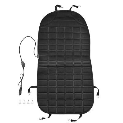 Universal Heated Car Seat Thermal Cushion 12V Heating Warmer Pad Cover MA1486