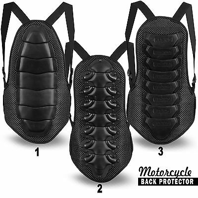 Motorcycle Motocross Motor Bike CE Approved Racing Back Spine Protector S to XL