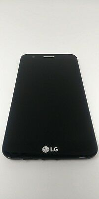 OEM LG K20 Plus LCD Display Screen + Touch Glass Digitizer Full Assembly + Frame