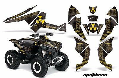 ATV Decal Graphics Kit Quad Wrap For Can-Am Renegade 500 X/R 800X/R 1000 MD Y K