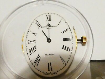 Baume mercier cal cal 959.001 eta quartz not working for parts