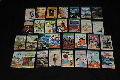 Lot of 30 Harcourt LEVEL GRADE 5 Readers Classroom Home Summer Reading Books