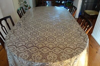 Antique 8 seater dining table. Excellent table top.
